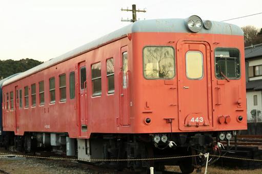 老铁路车辆