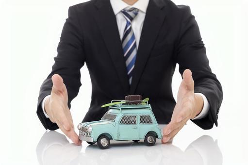 汽車汽車推銷員