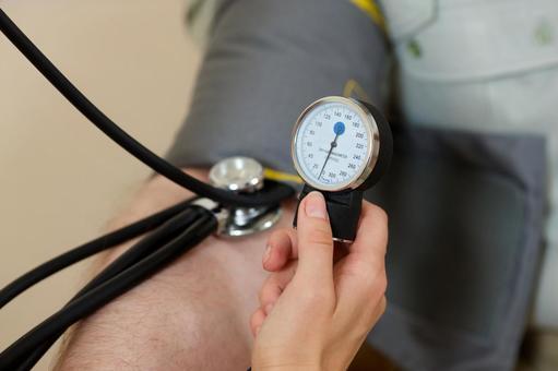Measure blood pressure 2