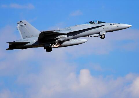 </s> 闘 Machine F / A-18