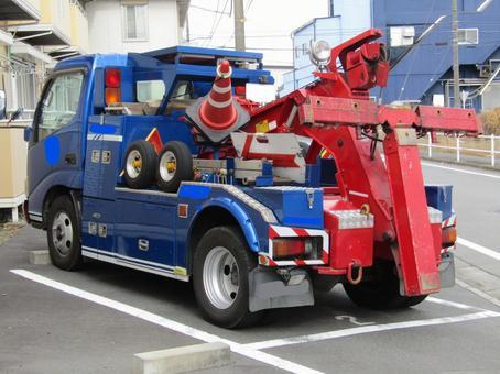 工作車拖車