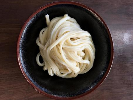 Udon ball for one person