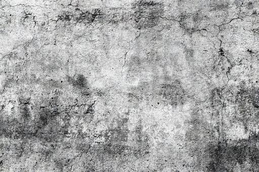Concrete crack horror image background