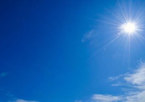 Sky and sunshine