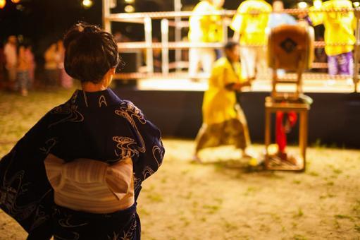 Summer festival Yukata 4