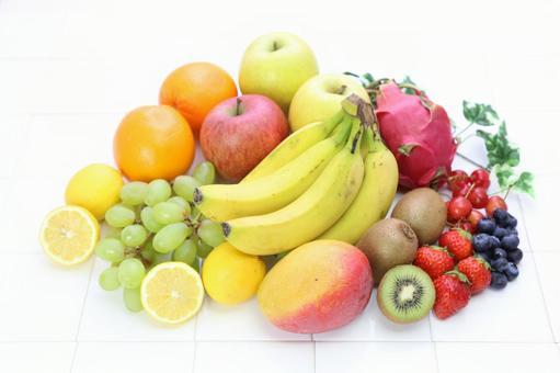 Various fruits 8