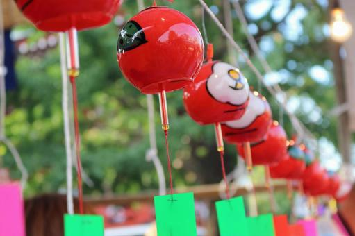 Festival wind chimes 2