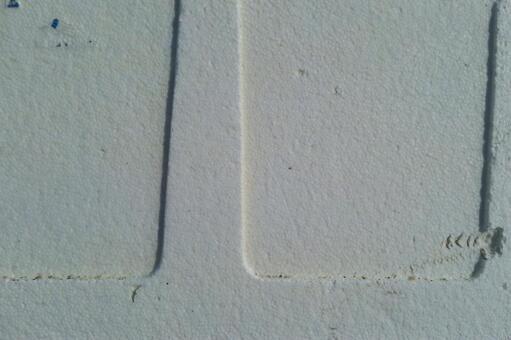 텍스처 스티로폴 상자 표면