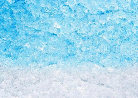 텍스처 [빙수 블루 하와이]