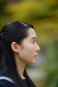 Profile of female junior high school students