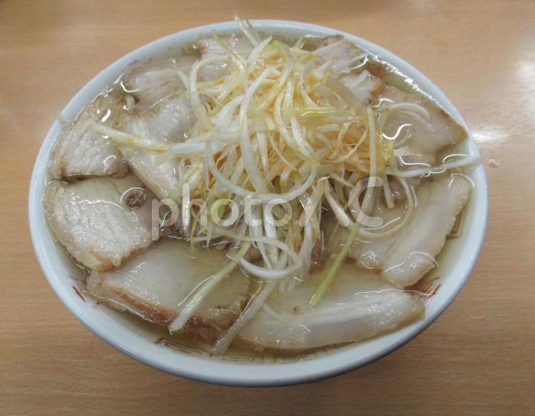 チャーシュー麺の写真