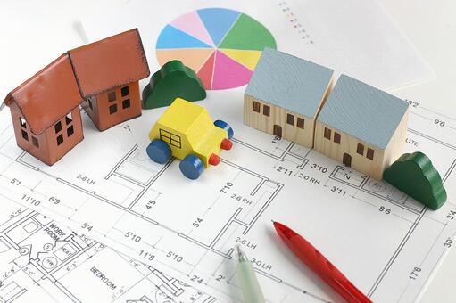 Housing design drawing 1