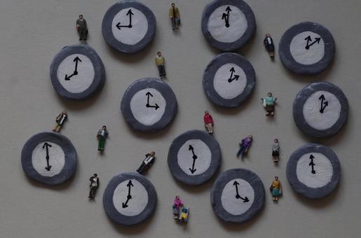 시간 관리되는 사람들 (비즈니스)