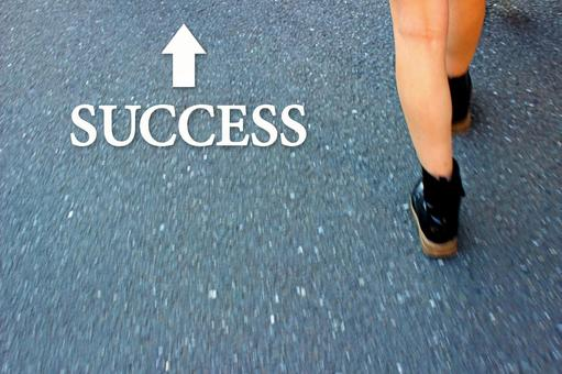 Step 1 to female success 【SUCCESS】