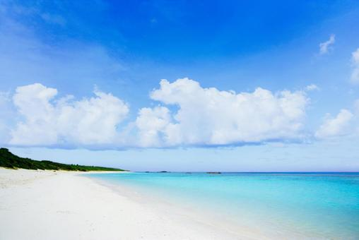 Beach on Hateruma Island