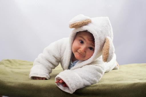 Baby baby (Bear's costume) 39