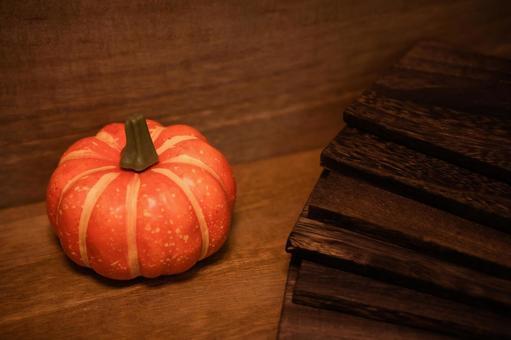 Pumpkin autumn wallpaper