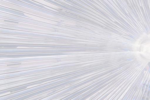 Radial background - white
