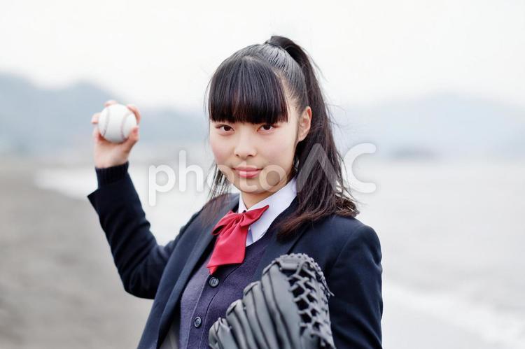 日本人女子高生50の写真