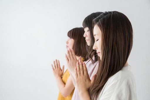 기도 여성