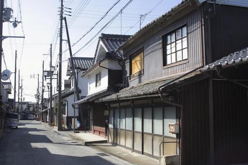 가코가와 선 연선의 풍경 2