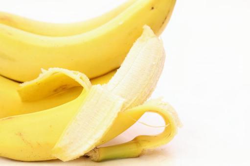 Peeled banana 1