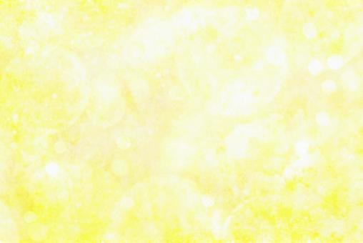 Painting style yellow light texture watercolor style glitter background