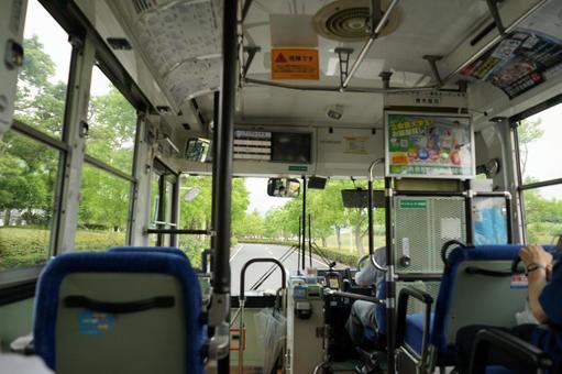 버스 차내