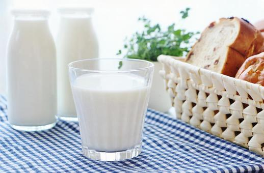 Milk & Bread