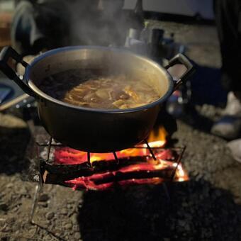 咖哩鍋〜營〜