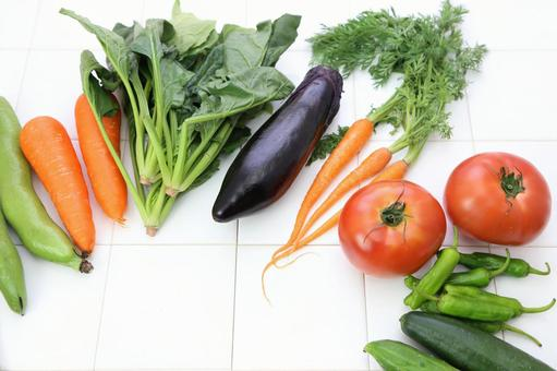 Various vegetables 4