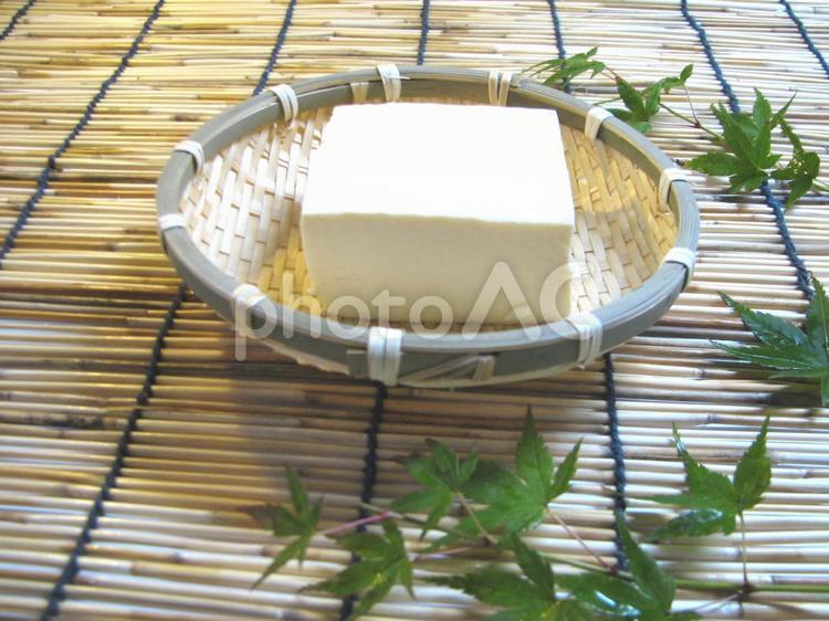 豆腐2 とうふ トウフの写真