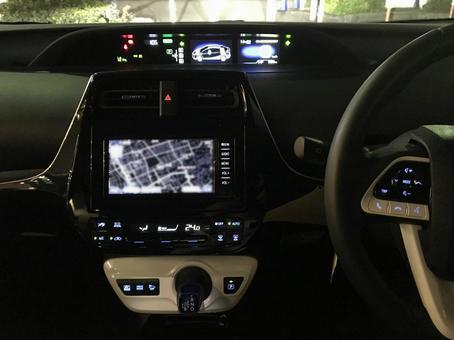 Car car navigation system