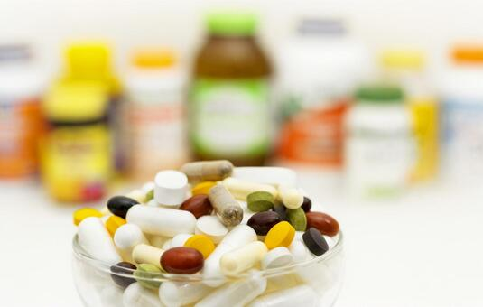 Various types of supplements
