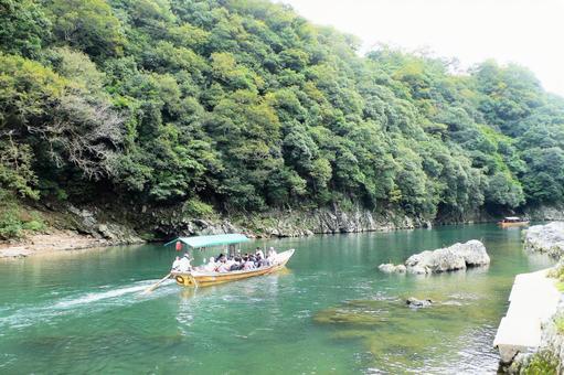 Hozu River Passing Pass