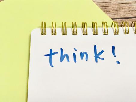 think! think!