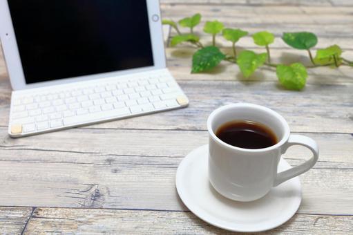 企業形象#61書房喝咖啡休息時間