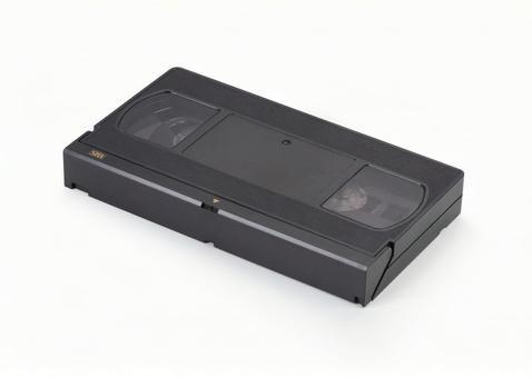 ビデオテープ VHS 録画 再生 VTR