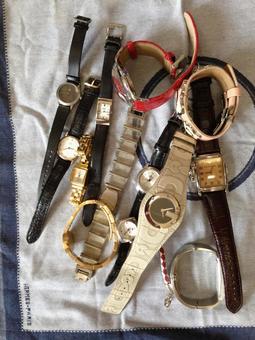 時計いっぱい
