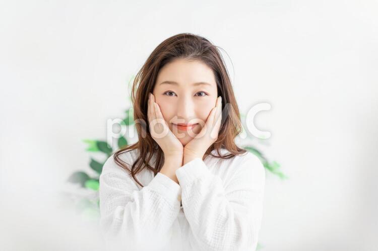 美容のイメージの写真