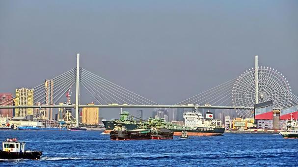 오사카 항