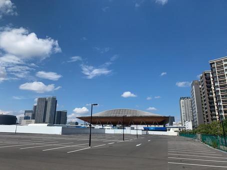 Tokyo Paralympics Boccia Venue (Ariake Gymnastics Center)