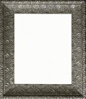 Antique silver color frame 2