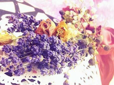 Flower, dry flower