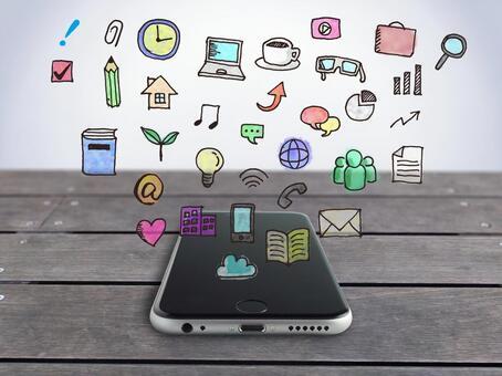 手機和應用程序