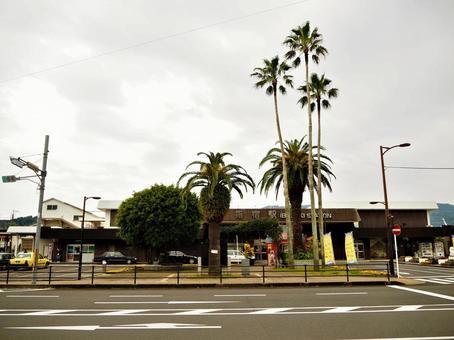 역전 광장