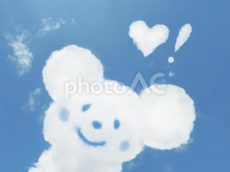 空と雲141の写真