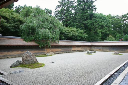 京都Ryoanji Katsuyama水