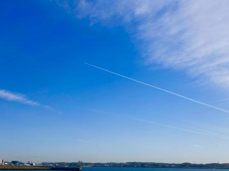 Contrail Cloud Cloud Aircraft