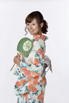 Yukata beauty 83